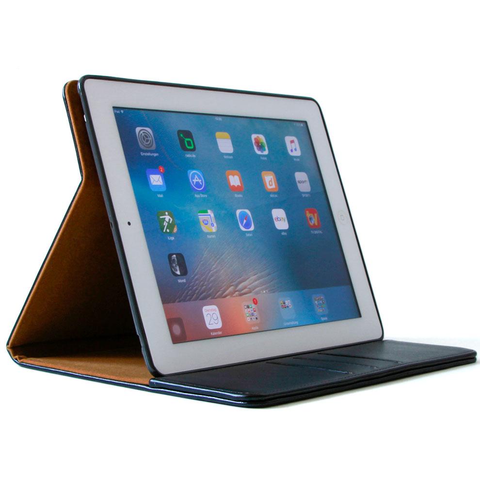 premium leder cover apple ipad pro 12 9 2015 2017 tablet. Black Bedroom Furniture Sets. Home Design Ideas