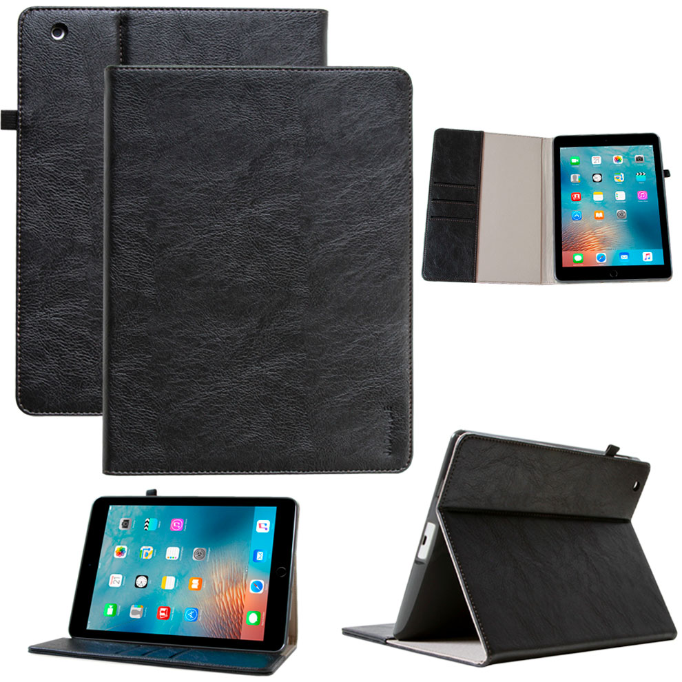 premium leder cover f apple ipad pro 9 7 tablet. Black Bedroom Furniture Sets. Home Design Ideas